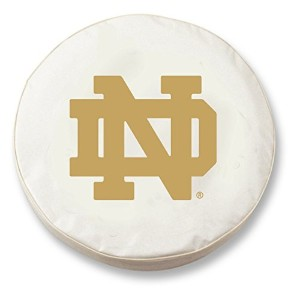 Notre Dame Fighting Irishタイヤカバー