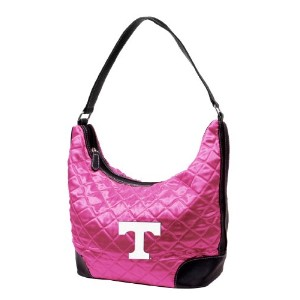 NCAAテネシー州、ピンクQuilted Hobo