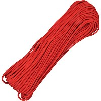 Parachute Cord Red 100 ft
