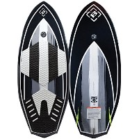 Byerly Speedster Comp。金型Wakesurfer ( 2017 ) -black and sky-4 ' 6インチ