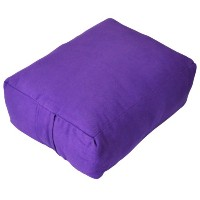 YogaDirect Zen Pillow withコットン中綿