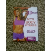 3 Minute Slim Down Exercise DVD-Total Body Fitness