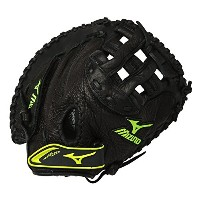 "Mizuno Youth Girl 's Prospectシリーズgxs101 Fastpitch Catcher 's Mitt – 32.50 "" 32.5 Inches"