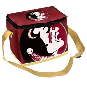 NCAA Florida State Seminoles Bigロゴチームランチバッグ