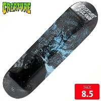 CREATURE クリエーチャー デッキ BACK TO THE BADLANDS RUSSELL DECK 8.5 CAD-172 スケートボード スケボー skateboard
