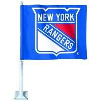 NHL New York Rangers車フラグ