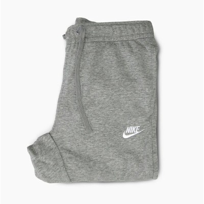 NIKE NSW CLUB FRENCHTERRY JOGGER PANTS [804466-063 DARK GREY HEATHER/WHITE] ナイキ クラブ フレンチテリー ジョガー...
