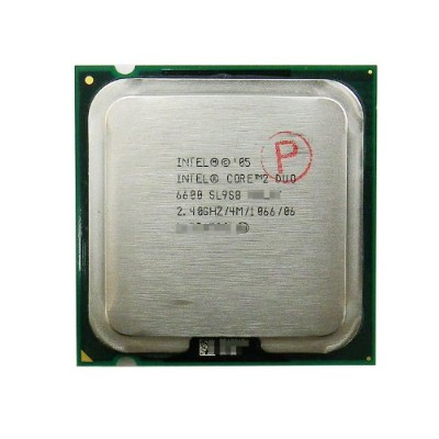 Core2Duo E6600 2.40GHz/4M/1066/LGA775 SL9S8 中古バルク