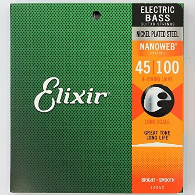 ELIXIR 14052/NANOWEB/Light×2SET ベース弦