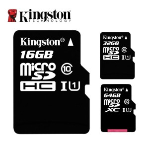Kingston Class 10 Micro SD Card 128GB 64GB 32GB 16GB Memory Card Micro SD Card SDXC MicroSD TF Card...