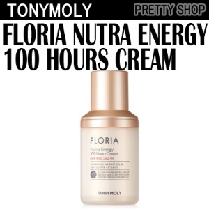 ★TonyMoly★Floria Nutra energy 100 hours Cream(50ml)