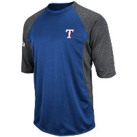 Texas Rangers Authentic Collection Featherweight Techフリース
