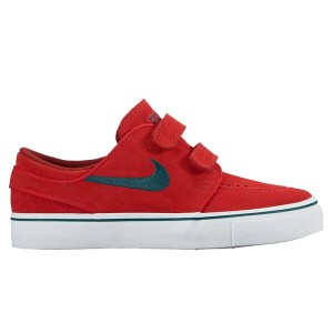 NIKE STEFAN JANOSKI AC (PS)(ナイキ ステファン ジャノスキー AC)UNIVERSITY RED/MIDNIGHT TURQ-WHITE-GUM LIGHT BROWN...