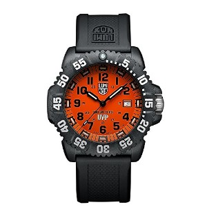 Luminox ルミノックス メンズ 時計 腕時計 Men's 3059.SET Scott Cassell Specials Analog Display Analog Quartz Black...