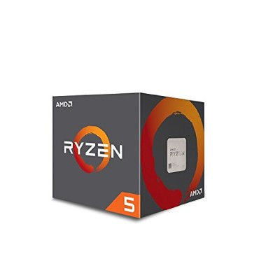 AMD CPU Ryzen5 1400 with Wraith Stealth 65W cooler AM4 YD1400BBAEBOX