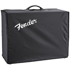 Fender パーツ Amp Cover, Hot Rod Deluxe™/Blues Deluxe™, Black