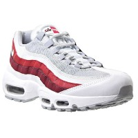 "Nike Air Max 95 ""Essential"" メンズ White/Wolf Grey/Pure Platinum ナイキ スニーカー エアマックス95"