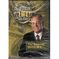 Stay Rich for Life with Ed Slott 6 DVD Set [DVD]