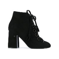 Laurence Dacade - Paddle レースアップブーツ - women - レザー/Calf Suede - 38.5
