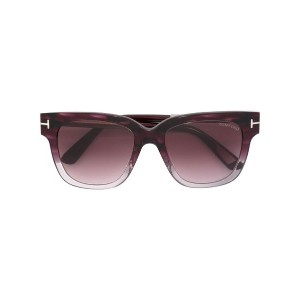 Tom Ford Eyewear - Tracy サングラス - women - アセテート/metal - 53