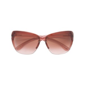 Tom Ford Eyewear - Poppy サングラス - women - アセテート/metal - 67