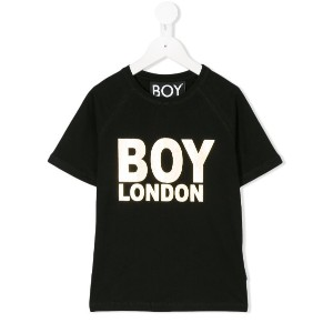 Boy London Kids - Boy London Tシャツ - kids - コットン - 7歳