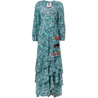 Figue - Frederica デイドレス - women - シルク - XS/S