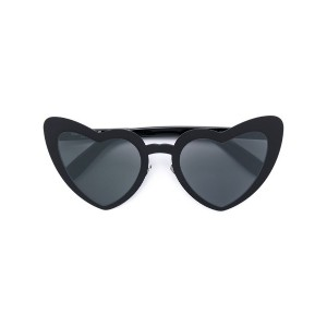 Saint Laurent Eyewear - New Wave 196 LouLou サングラス - women - PVC - 40