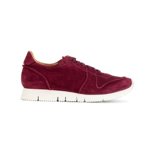 Buttero - レースアップスニーカー - men - レザー/Calf Suede/rubber - 37