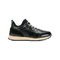Hogan - lace-up sneakers - men - レザー/rubber/ナイロン - 7