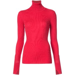 Barbara Bui - turtleneck jumper - women - ウール - M