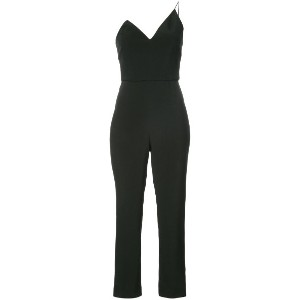 Cushnie Et Ochs - single strap jumpsuit - women - スパンデックス/ビスコース - 2