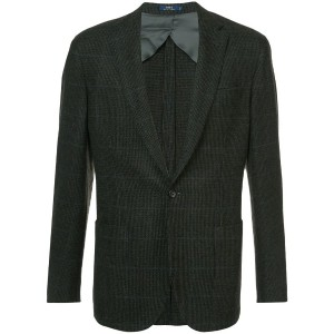 Polo Ralph Lauren - textured tweed blazer - men - アルパカ/メリノウール - 44
