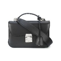 Mark Cross - Dorothy satchel - women - レザー - ワンサイズ