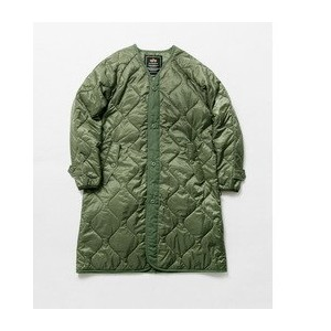 SENSE OF PLACE ALPHA INDUSTRIES×SENSE OF PLACE キルテッドコート【センスオブプレイス バイ アーバンリサーチ/SENSE OF PLACE by...