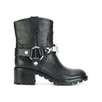 Marc Jacobs - Campbell バイカーブーツ - women - レザー/rubber - 41