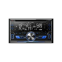 KENWOOD ケンウッド CD/USB/iPod/Bluetoothレシーバー MP3/WMA/AAC/WAV/FLAC対応 DPX-U740BT