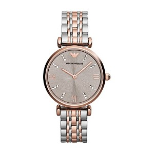 EMPORIO ARMANI OROLOGIO LADIES WATCH QUARTZ ACCIAIO AR1840