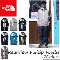 The North Face/ザノースフェイス ジップパーカー リアビューフルジップフーディー 全7色 Rearview Fullzip Hoodie 7Colors The North Face...