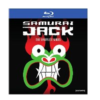 Samurai Jack: The Complete Series Box Set (BD) [Blu-ray] - from USA.