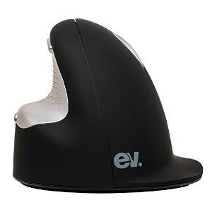 Ev Rechareable Human Ergonomic Vertical Wireless Mouse High Speed Laser Transmission with 4 level ...