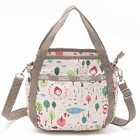 LeSportsac レスポートサック ショルダーバッグ 8056 SMALL JENNI D938 WANDER IN THE FOREST [並行輸入商品]
