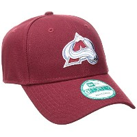 New Era Colorado Avalanche The League NHL Velcroback 9forty Cap 940 Adjustable