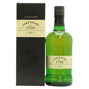Tobermory 10 Year Old Whisky 70 cl