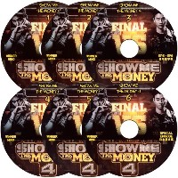 韓流 DVD 【K-POP】 SHOW ME THE MONEY シーズン4 6枚セット [2015]