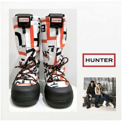 HUNTER BOOTSハンター・スノーブーツ【ORIGINAL SNOW EXPLODED LO】Original Exploded Logo Snow Boot完全防寒・スノートレー・長靴・中綿...