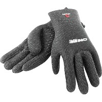 Cressi Sub S.P.A. High Stretch Gants Noir M