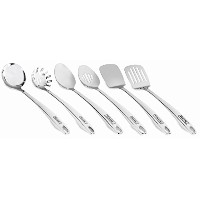 Viking Hollow Forged Stainless Steel 6 pc Tool Set by Viking