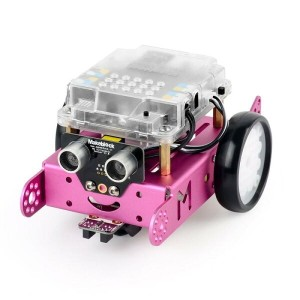 MakeBlock mBot ピンク 教育プログラム可能ロボット(2.4G版)