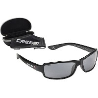 Cressi Ninja Floating Sunglasses BLACK DB1 by Cressi